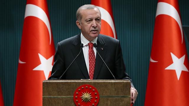 Cumhurbaşkanı Erdoğan'dan Kore Savaşı'nın 70. yıl dönümü mesajı