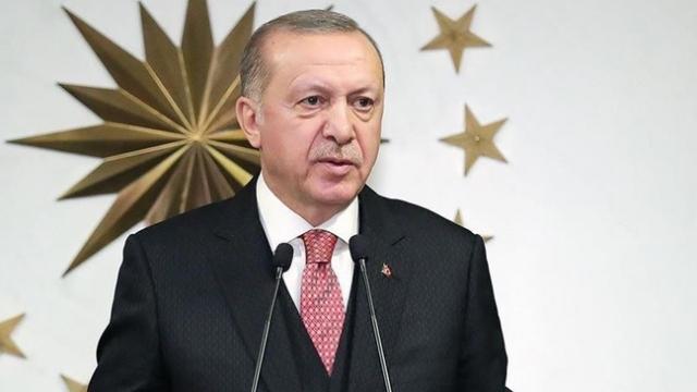 Cumhurbaşkanı Erdoğan: İnşallah İdlib'de 50 bin ev hedefinin de üstüne çıkarız