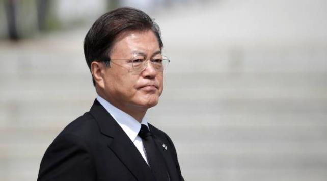 Güney Kore lideri Moondan Kuzey Koreye savaşı sonlandırma çağrısı