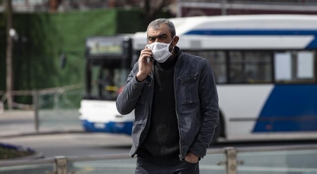 Başkentte maske takmayan 418 kişiye para cezası uygulandı