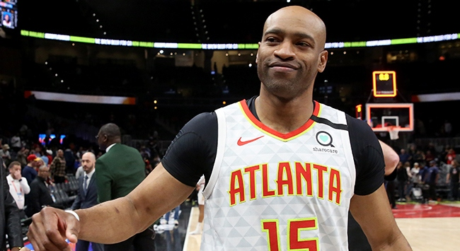NBAin efsanelerinden Vince Carter basketbolu bıraktı