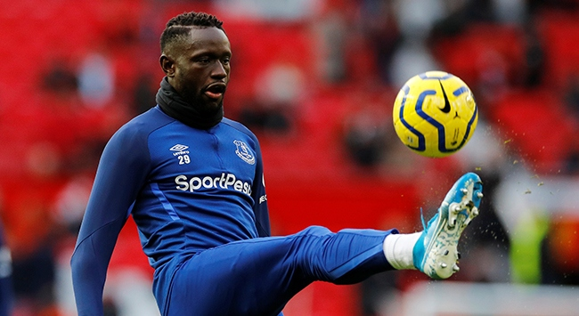 Everton Niasse ile sözleşme yenilemeyecek