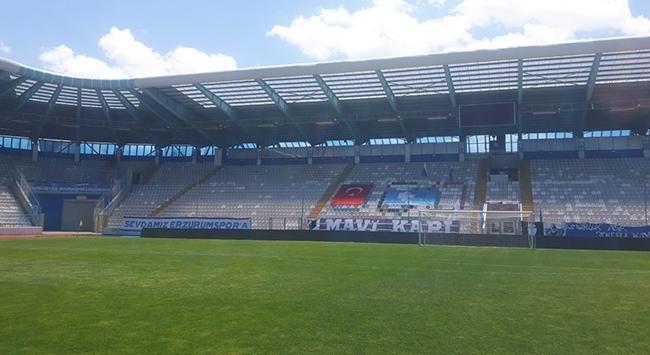 Kazım Karabekir Stadının zemin sorunu giderildi