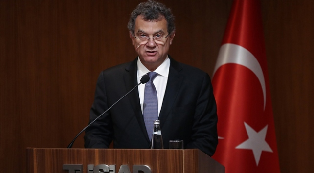 TÜSİAD Başkanı Kaslowski: Türkiye, tedarik zincirinde güvenilir bir kaynak