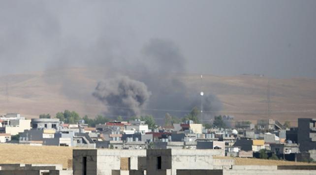 Irakta Peşmergeye ait mühimmat deposunda patlama: 3 yaralı