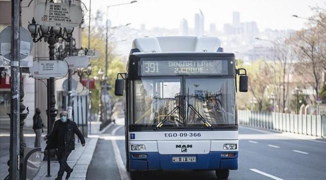 Ankarada hafta sonu toplu ulaşım ücretsiz olacak