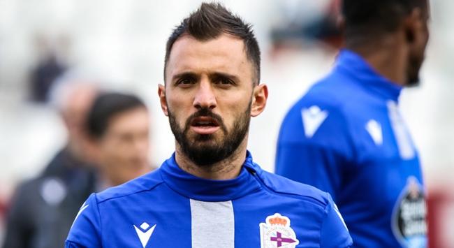 Deportivoda Emre Çolak takımdan ayrı çalıştı