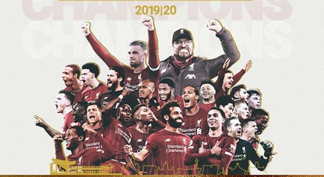 Liverpool 30 yıl sonra şampiyon