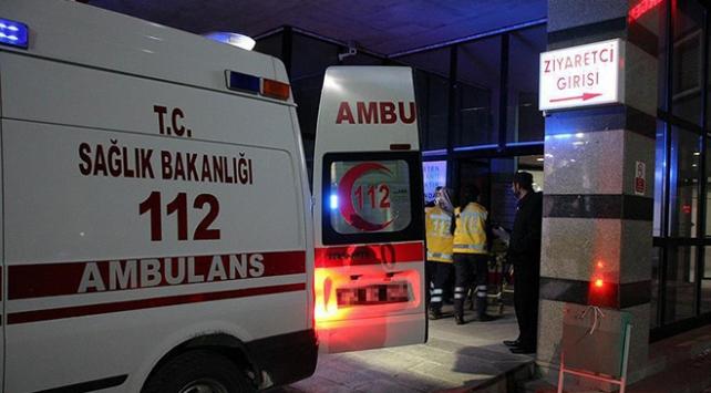 Balıkesirde silahlı saldırıda 1 kişi yaşamını yitirdi