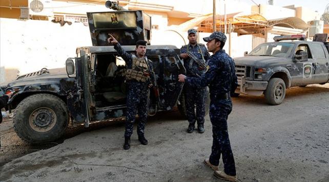 Irakta güvenlik güçleri ile Haşdi Şabi arasında gerginlik iddiası