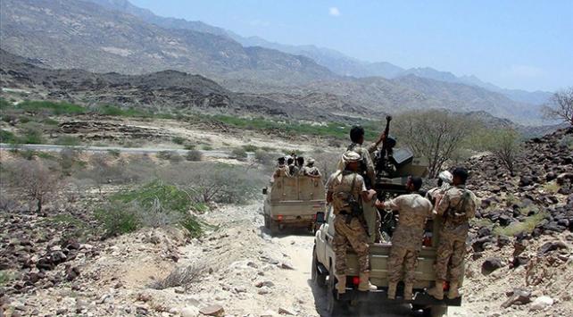 Yemen ordusu, bazı stratejik noktalarda kontrolü sağladı