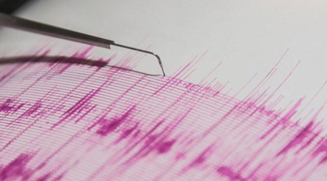 Çinin Sincan Uygur Özerk Bölgesinde 6,4 büyüklüğünde deprem