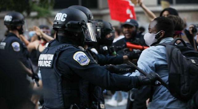 ABDde polisin aşırı güç kullanımını yasaklayan tasarı Temsilciler Meclisinden geçti