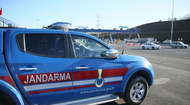 Kuzey Marmara Otoyolu trafiği jandarmaya emanet