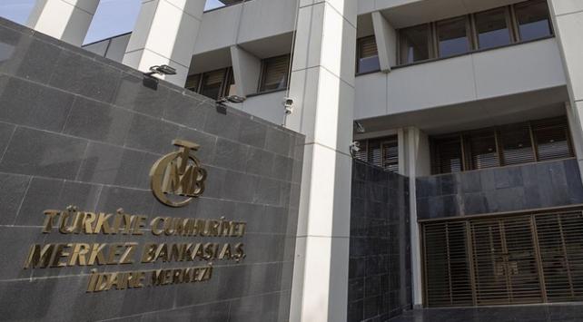 Merkez Bankasının resmi rezerv varlıkları arttı