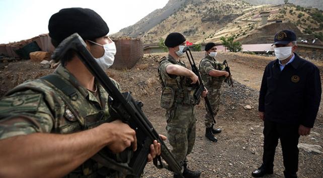 MSB: Pençe-Kaplan Operasyonunda hiçbir sivil zarar görmedi