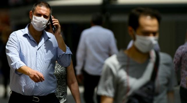 Kütahyada iş yerlerinde maske takma zorunluluğu