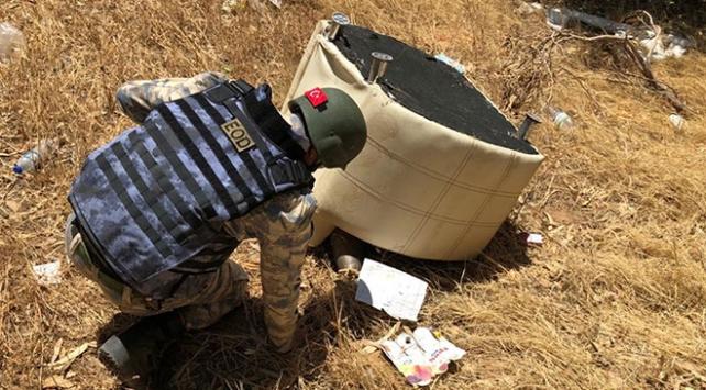TSK Libyada mayın temizliğinde milli teknolojiyle çalışıyor