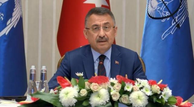 Cumhurbaşkanı Yardımcısı Oktay: Dijital Türkiye kullanımı yüzde 50 arttı
