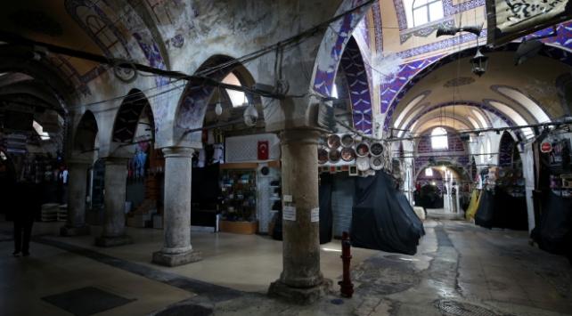 Tarihi Kapalıçarşı restore edilecek