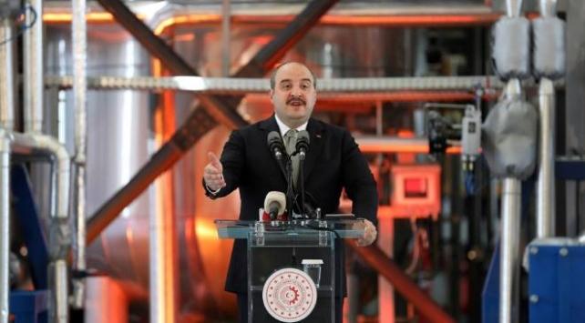 Bakan Varank: OSBlerde 5 ayda 520 yeni fabrika üretime geçti