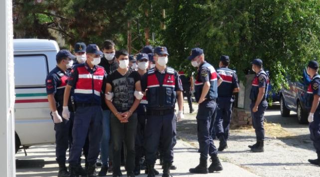 Afyonkarahisar merkezli uyuşturucu operasyonu: 15 tutuklama