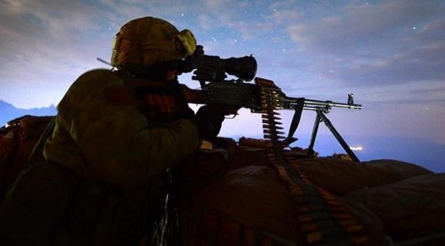 Pençe-Kaplan Operasyonunda 2 terörist etkisiz hale getirildi