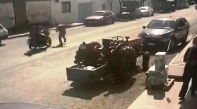 Aydında motosikletin çarptığı kişi yaşamını yitirdi