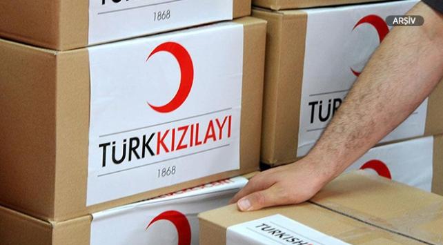 Türk Kızılaydan Ugandaya koronavirüs desteği