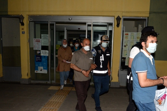 Tokatta FETÖnün yeniden yapılanmasına yönelik soruşturmada 9 kişi tutuklandı