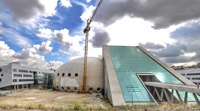 Yeni ve eski CSO binaları kültür kampüsü olacak