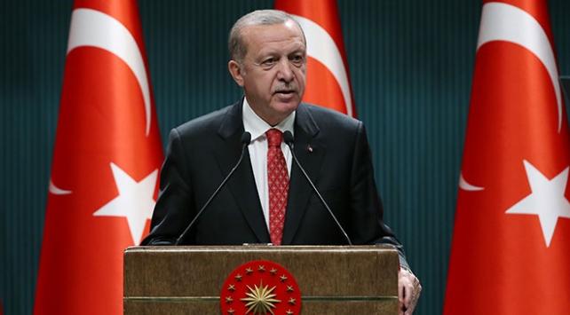 Cumhurbaşkanı Erdoğandan Pençe-Kaplan şehidinin ailesine başsağlığı