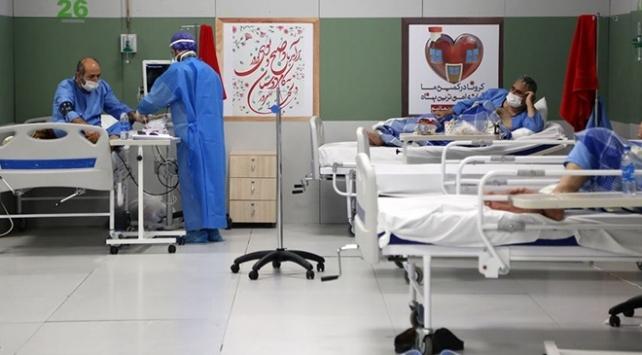 İranda COVİD-19 nedeniyle son 24 saatte 125 kişi hayatını kaybetti