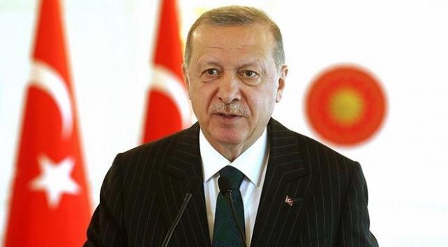 Cumhurbaşkanı Erdoğandan kıdem tazminatı açıklaması