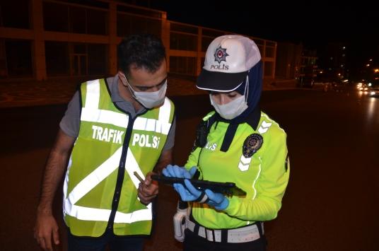 Kahramanmaraşta 140 araca gürültü kirliliği cezası
