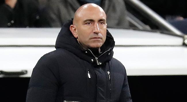 Espanyolda teknik direktör değişikliği