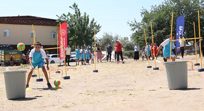 Atletizm Federasyonundan Diyarbakırda yetenek taraması