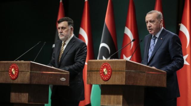 Türkiyenin Libyadaki başarısı dünya basınında yer aldı
