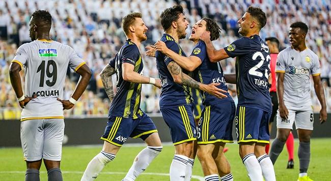 Fenerbahçe üç puanı uzatmada aldı