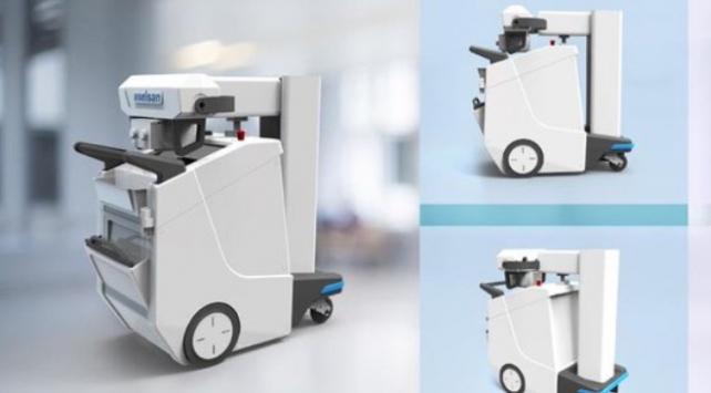 Mobil x-Ray cihazı CE Belgesi onayına sunuldu
