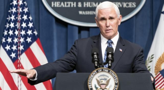 ABD Başkan Yardımcısı Pence, Florida ve Arizona ziyaretlerini erteledi