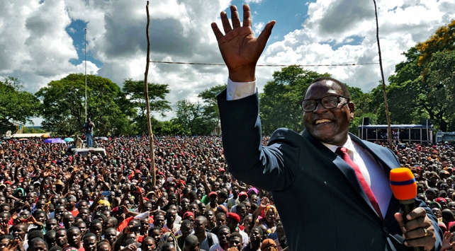Malavide devlet başkanlığı seçiminin galibi belli oldu
