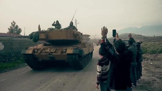MSB'den Kara Kuvvetlerinin kuruluş yıl dönümüne özel video
