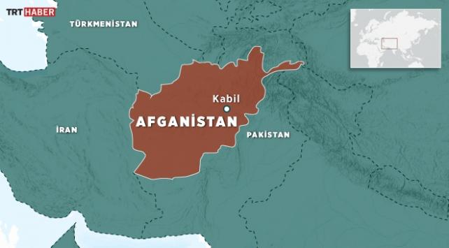 Afganistanda Taliban ile çatışmada 5 güvenlik görevlisi öldü