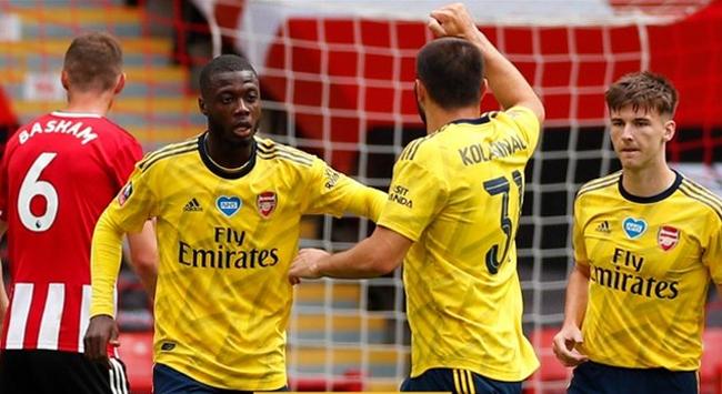 Arsenal Federasyon Kupasında yarı finalde