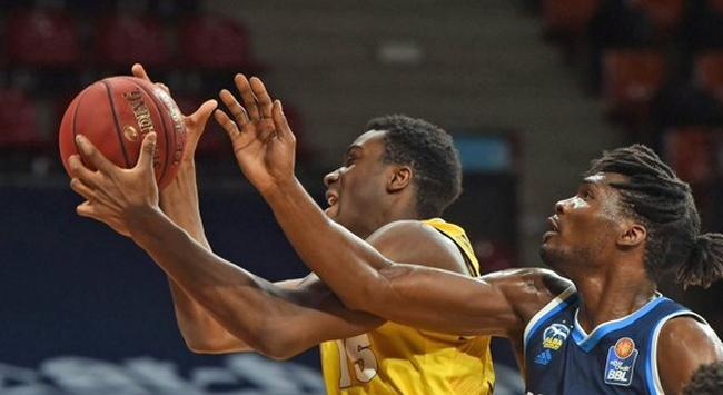 Almanya Birinci Basketbol Liginde Alba Berlin şampiyon oldu
