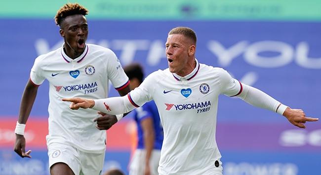 Chelsea FA Cupta adını yarı finale yazdırdı