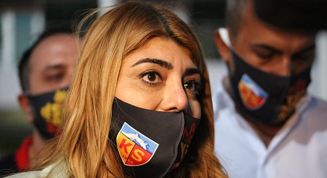 Berna Gözbaşı: Süper Ligde kalmaya kararlıyız