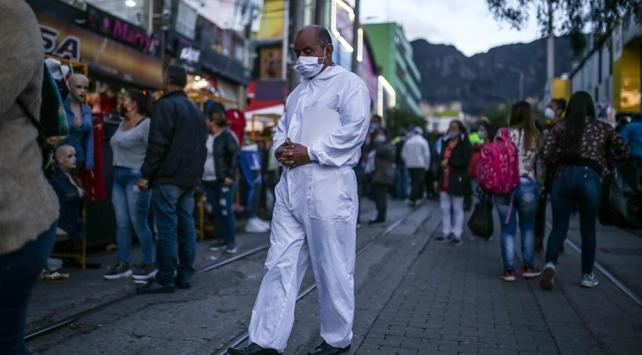 Kolombiyada bir gündeki en yüksek ölüm