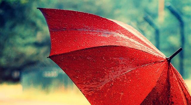 Meteorolojiden 5 kente sağanak uyarısı